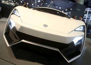 معرفی ۱۰ ماشین گران قیمت جهان در سال ۲۰۱۷