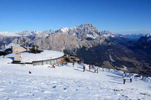 ۱۰ پیست برتر ورزش اسکی در ایتالیا