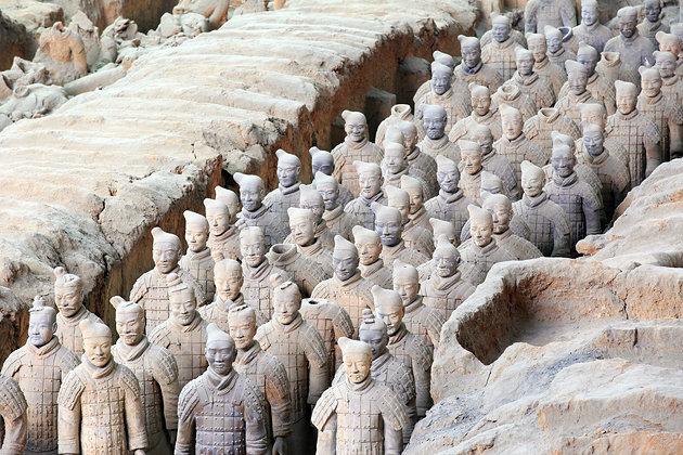 جاذبه های چین