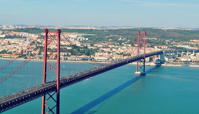 پل 25 آوریل (لیسبون - پرتغال)