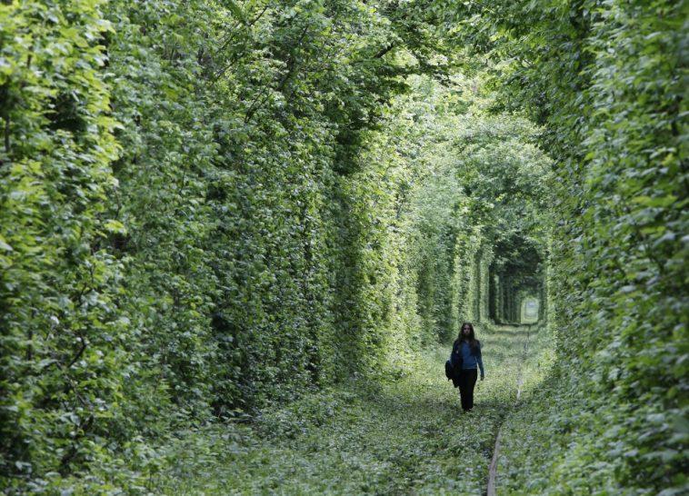 تونل عشق - Kleven، اوکراین