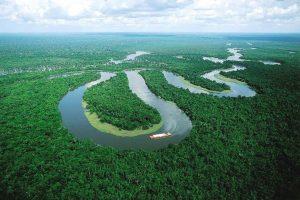 بزرگترین رودخانه های دنیا