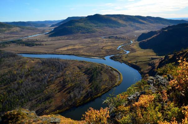 رود آمور Amur
