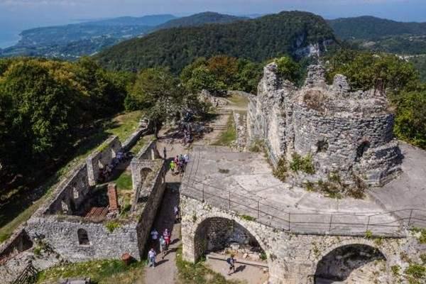 مقصد گردشگری در گرجستان