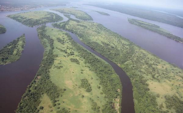 رودخانه کنگو Congo