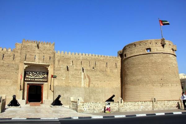 موزه دبی و فورت الفاهیدی