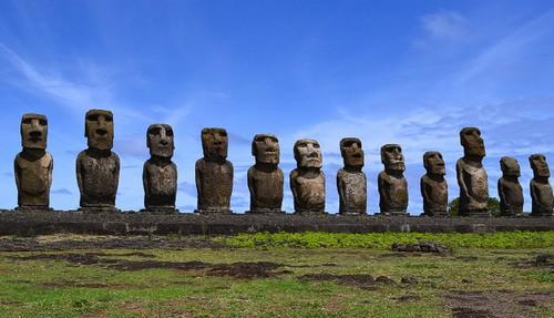 جزیره عید پاک Easter Island