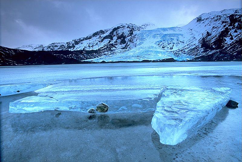 یخچال های طبیعی ایسلند