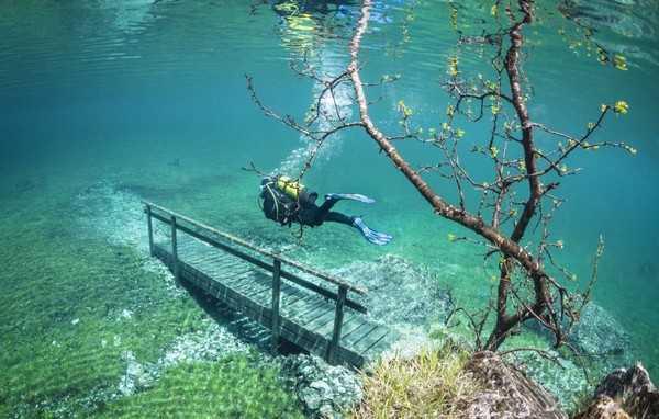 دریاچه سبز، اتریش