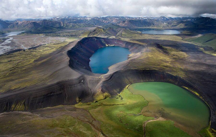 دریاچه جزایر ایسلند