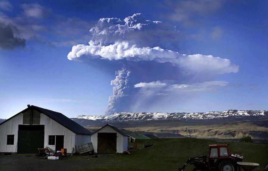 آتشفشان ایسلند