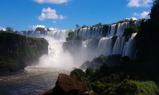 آبشار Iguazu