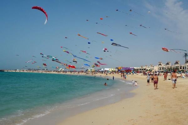 ساحل Kite کایت دبی