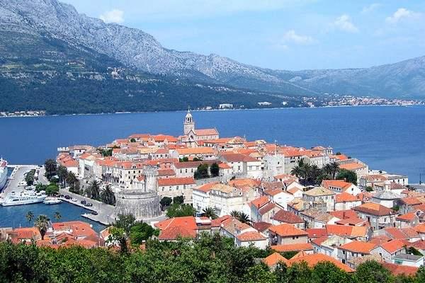 بهترین جزیره های کرواسی