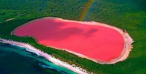 دریاچه Hillier - استرالیا