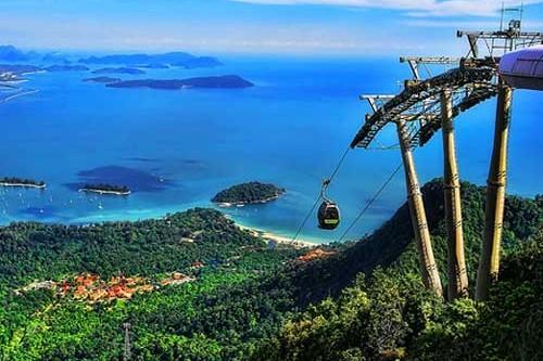 جاذبه های طبیعی مالزی