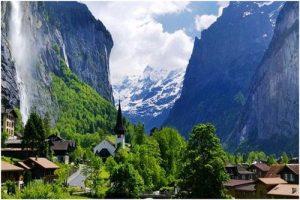 معرفی ۱۰ دره زیبا در دنیا