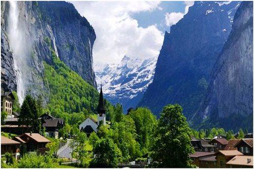 دره های زیبا