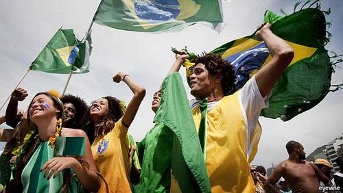 روز مسابقه مخلوط برزیل