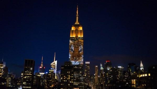 ساختمان Empire State امپایر استیت