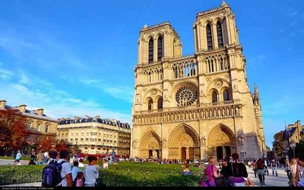 نتردام پاریس