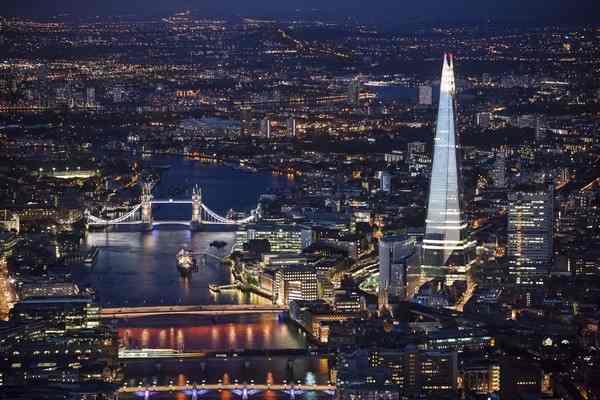 برج Shard لندن