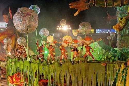 فستیوال و جشن های برزیل