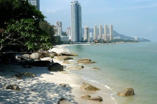 سواحل مالزی