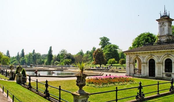 پارک Hyde لندن