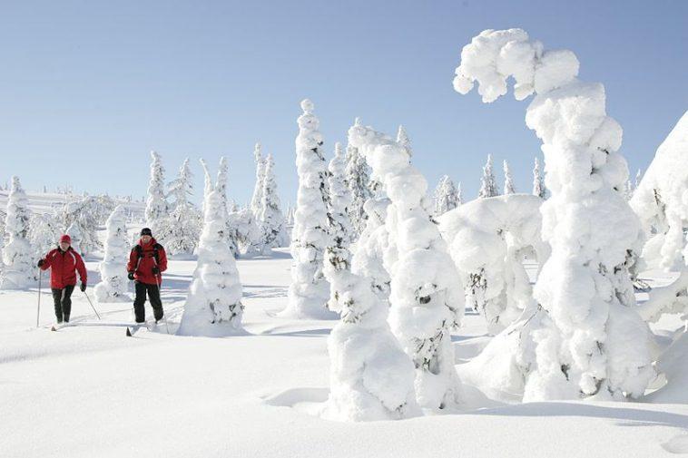 لاپلند Lapland ، فنلاند