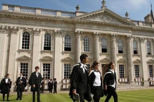 دانشگاه کمبریج - بریتانیا