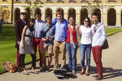 دانشگاه آکسفورد - انگلستان