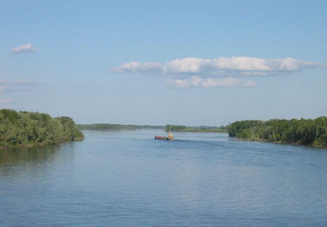 رودخانه Ob