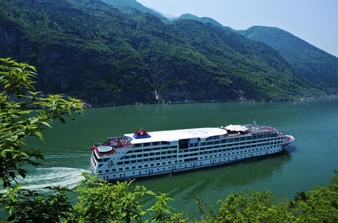 رودخانه Yangtze یانگ تسه
