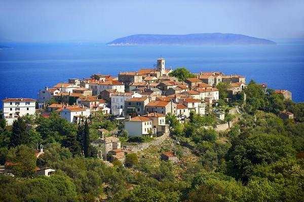 جزیره بزرگ کرواسی