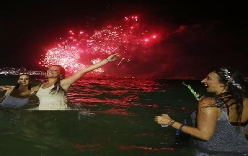 جشنواره سال نو در ریودوژانیرو