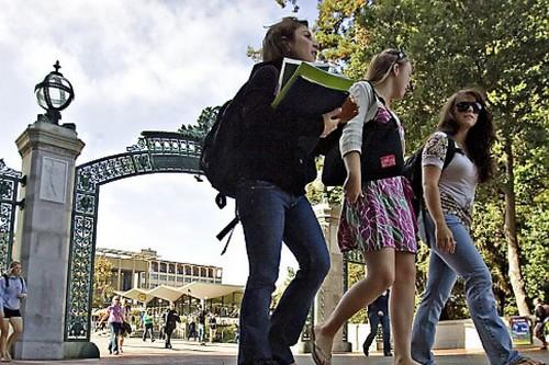 دانشگاه کالیفرنیا، برکلی