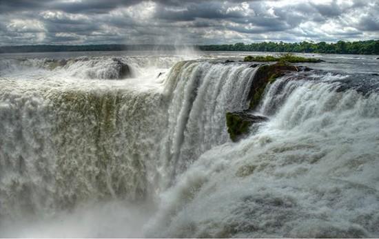بلندترین آبشار در اروپا