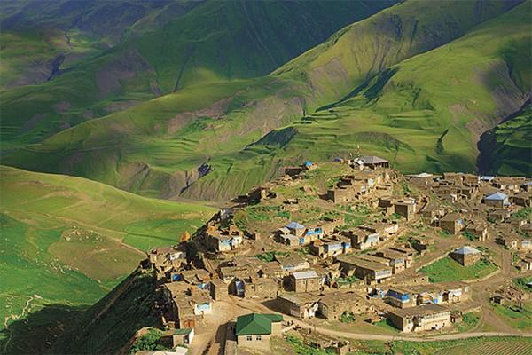جاذبه های کشور آذربایجان