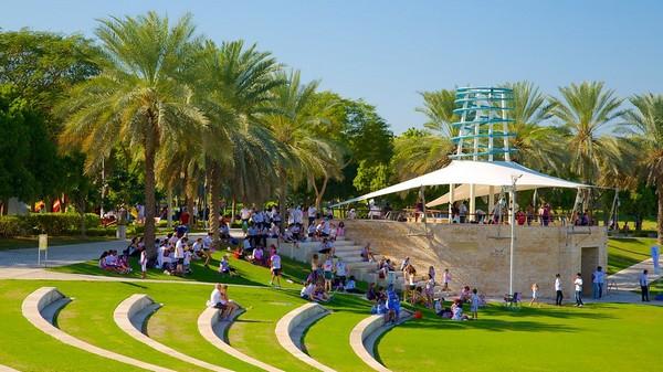 پارک های دبی