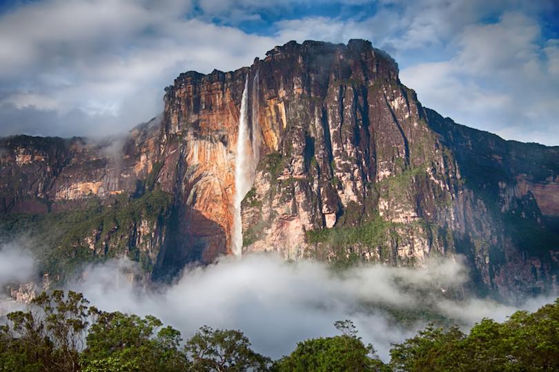 بهترین جاهای دیدنی ونزوئلا