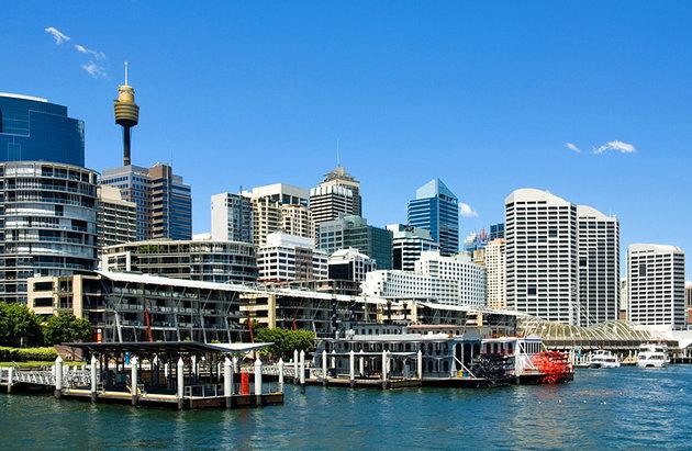 جاذبه های سیدنی استرالیا