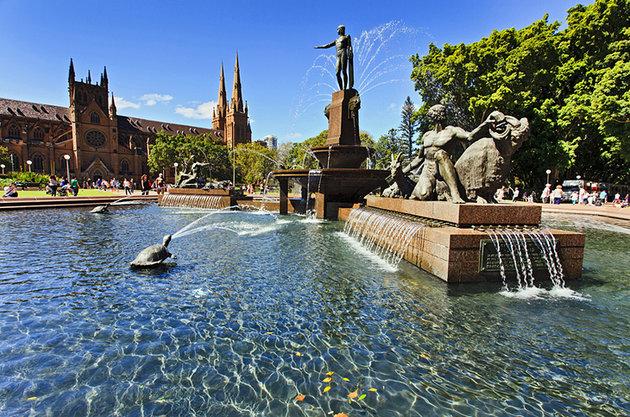 مراکز تفریحی سیدنی استرالیا