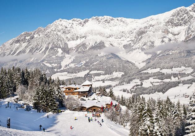 بهترین پیستهای اسکی جهان