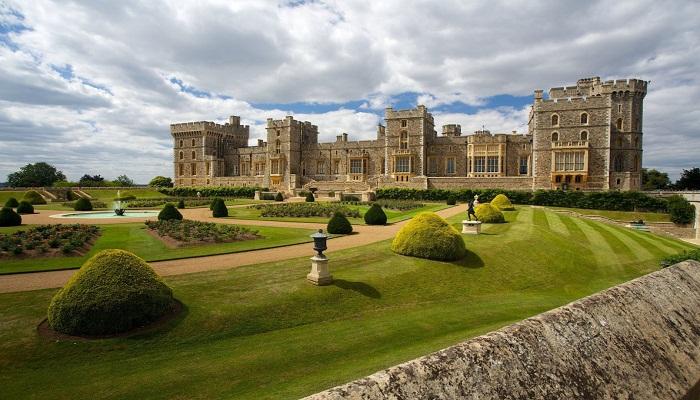 قلعه Windsor ویندزور (انگلستان)