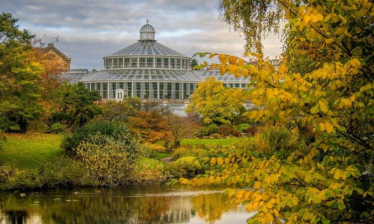 باغ گیاه شناسی (کپنهاگ، دانمارک)