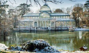 بهترین باغ های گیاه شناسی ( گلخانه های ) اروپا