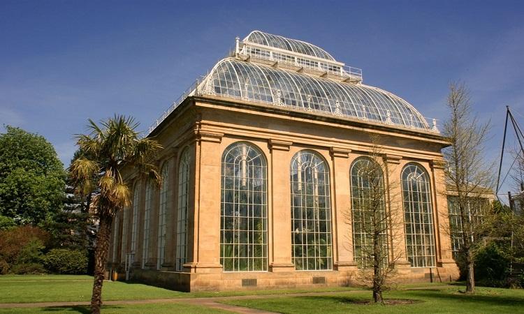باغ گیاه شناسی سلطنتی (Edinburgh ادینبورگ - اسکاتلند)