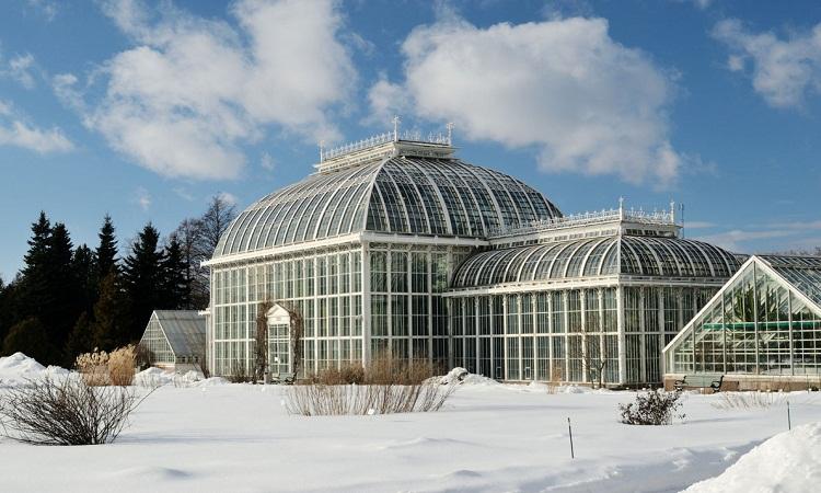 باغ گیاه شناسی Kaisaniemi (Helsinki هلسینکی - فنلاند)