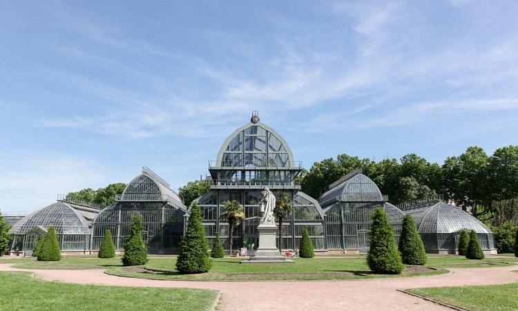 Jardin Botanique جاردین بوتانیک (لیون - فرانسه)
